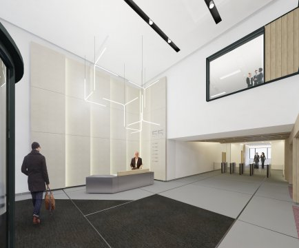 55 Douglas Street - reception area(1.0)