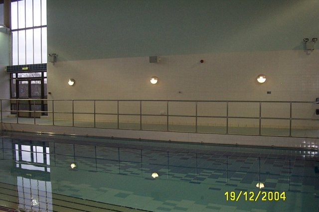Tryst Leisure Centre Leisure Projects Clark Contracts